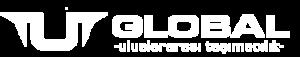 Tut Global Logo Beyaz